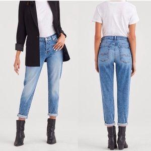 7FAM Josefina skinny boyfriend jeans